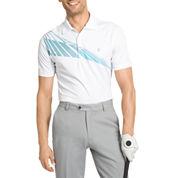IZOD® Short-Sleeve Chambray Bay Golf Polo