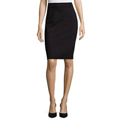 Liz Claiborne® Ponte Pencil Skirt