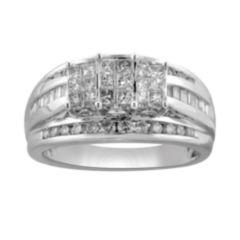 Modern Bride Wedding Engagement Jewelry