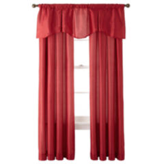 clearance valances curtains & drapes for window - jcpenney