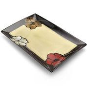 Pfaltzgraff® Painted Poppies Serving Platter