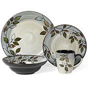 Pfaltzgraff® Rustic Leaves 16-pc. Dinnerware Set