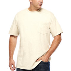 The Foundry Supply Co.™ Short-Sleeve Pocket T-Shirt - Big & Tall