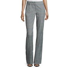 Liz Claiborne® Audra Straight Leg Pants
