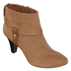 east 5th® Quann Heeled Ankle Booties - Wide