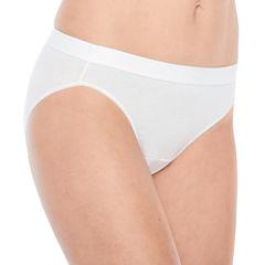 Hanes Xtemp 3 Pair Knit Bikini Panty