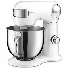 Cuisinart SM-50R 5.5-Quart Stand Mixer