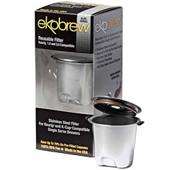 Ekobrew 40134 Elite Reusable Filter for Keurig Brewers