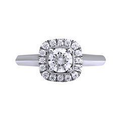 Opulent Diamond 1 CT. T.W. Certified Diamond 14K White Gold Ring