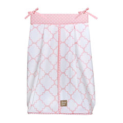 Trend Lab® Diaper Stacker - Pinky