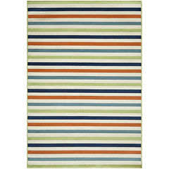 Momeni® Baja Stripe Indoor/Outdoor Rug Collection