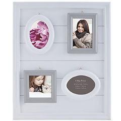 Burnes of Boston® 4-Opening Collage Picture Frame