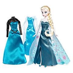 Disney Collection Elsa Wardrobe Doll