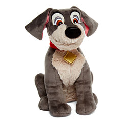 Disney Collection Tramp Plush