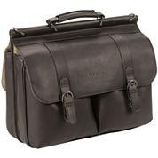 SOLO Leather Laptop Portfolio Case