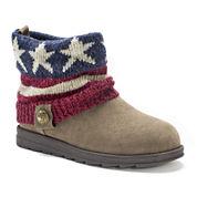 Muk Luks Womens Winter Boots