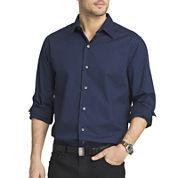 Van Heusen® Long-Sleeve Print Woven Shirt