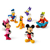 Disney Collection Mickey Mouse Clubhouse 6-pc. Figure Set