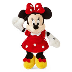 Disney Collection Red Minnie Mouse Mini Plush