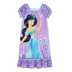 Jasmine Short-Sleeve Nightshirt - Girls