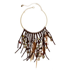 EL by Erica Lyons Womens Collar Necklace