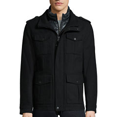 Dockers®  Wool Military Jacket