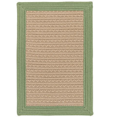 Colonial Mills® Patriot Border Reversible Braided Rug