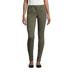 a.n.a® Zip Pocket Twill Pants
