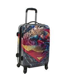 Dc Comics 20 Inch Hardside Luggage