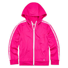 Xersion Zip Up Hoodie Jacket - Girls' 7-16 and Plus