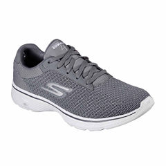 Skechers Go Walk 4 Noble Mens Sneakers Extra Wide