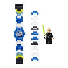 LEGO® Star Wars® Luke Skywalker Kids Watch with Mini Figure
