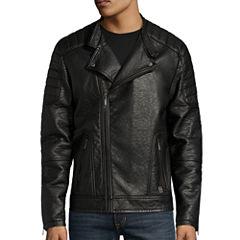 i jeans by Buffalo Adriel Faux-Leather Jacket