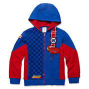Disney Collection Cars Fleece Jacket
