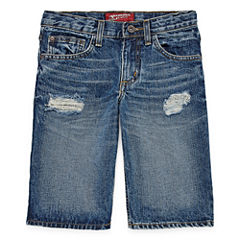 Arizona Denim Shorts Boys 8-20 and Husky