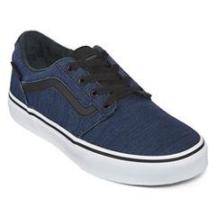 Vans® Chapman Stripe Boys Skate Shoes - Big Kids