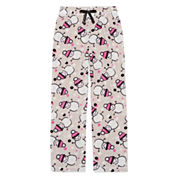 Total Girl Girls Pajama Pants-Big Kid & Plus