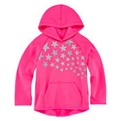 XersionTM Tech Long-Sleeve Pullover Hoodie - Preschool Girls 4-6x
