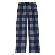 Arizona Microfleece Buffalo Plaid Pajama Pant- Boys 4-20, Husky