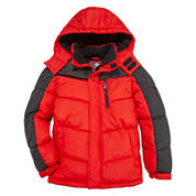 XersionTM Promo Puffer Jacket - Toddler Boys 2t-5t