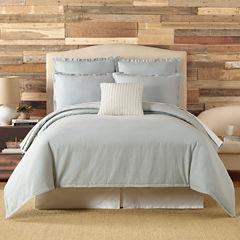 Studio™ Caden Linen Blend 3-pc. Comforter Set