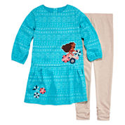 Disney Collection 2-pc. Moana Dress Set