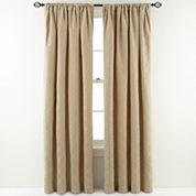 MarthaWindow™ Cloudscape Rod-Pocket Curtain Panel