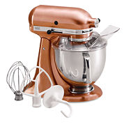 KitchenAid® Custom Metallic® 5-qt. Mixer KSM152PS