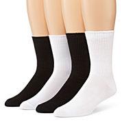 MUK LUKS® 4-pk. Men's Rayon from Bamboo Socks