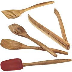 Rachael Ray® Cucina Tools 5-pc. Wooden Tool Set