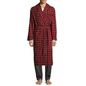 Stafford® Flannel Robe