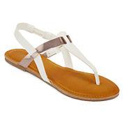 Arizona Aree Flat Sandals