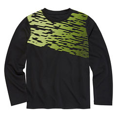 Xersion™ Long-Sleeve Trainer Top - Boys