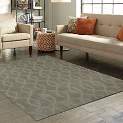 JCPenney Home™ Imperial Wave Washable Rectangular Rug